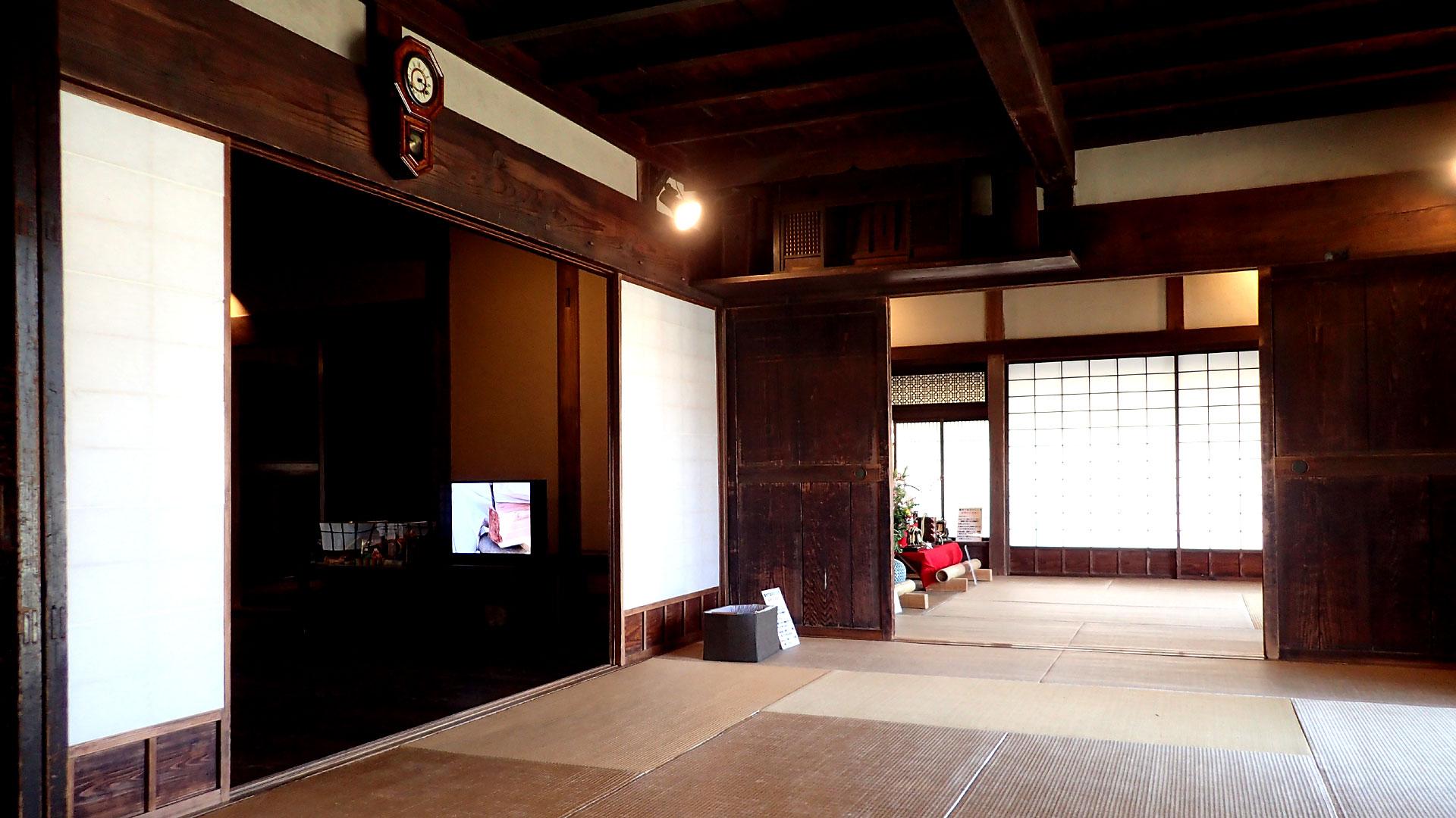 松澤家旧宅