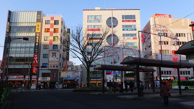 赤羽駅前一番街