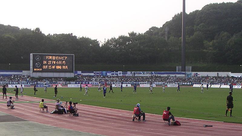 町田ギオンスタジアム