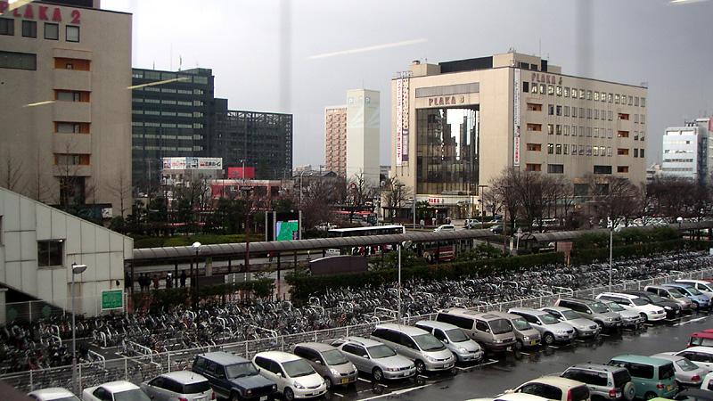 新潟駅南口の昔