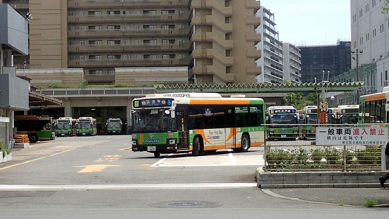 都営バス北営業所