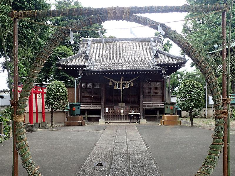 香取神社(東京都北区)