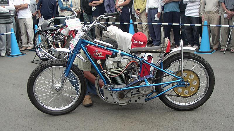 浜松オートレース場バイク