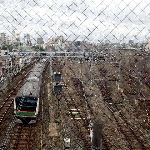 JR東日本尾久車両センター
