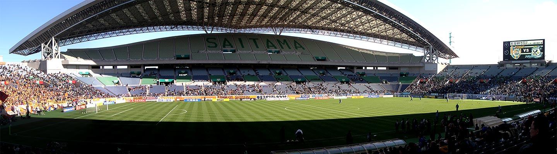 埼玉スタジアムパノラマ画像