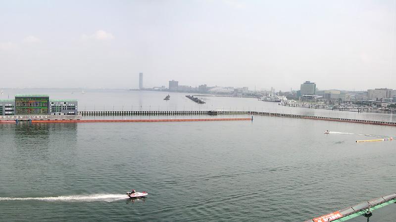 びわこ競艇場遠景