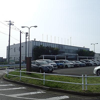 調布飛行場ターミナル