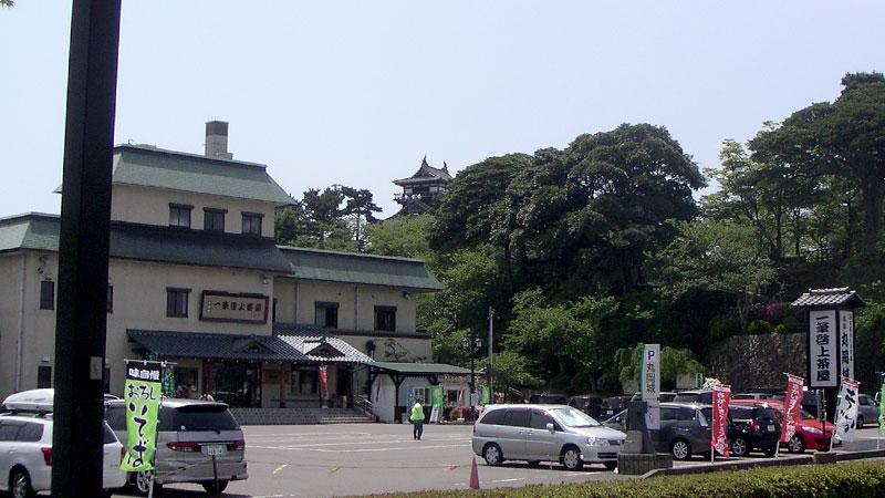 丸岡城そば一筆啓上茶屋
