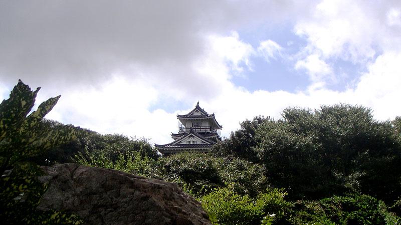 浜松城縄張り
