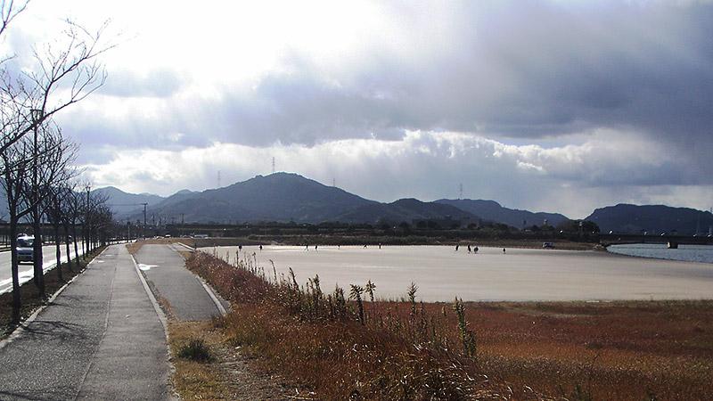 東唐津からの徒歩ルート